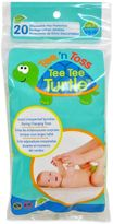 Hamco Tee 'n Toss 20-Count Tee Tee TurtleTM Disposable Pee Protector