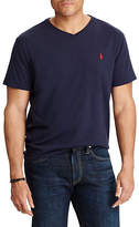 Polo Ralph Lauren Big and Tall Jersey V-Neck T-Shirt