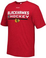 Reebok Men's Chicago Blackhawks Authentic Locker Room Tee