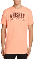 Kid Dangerous Whiskey Behavior Graphic Tee