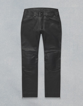 Belstaff Fender Leather Trousers