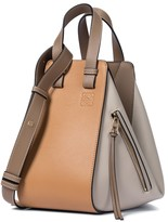 Thumbnail for your product : Loewe Hammock Small leather shoulder bag