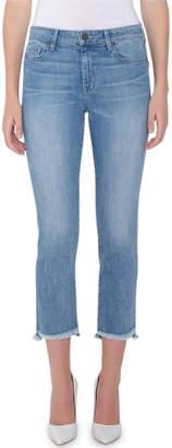 Parker Smith Shark Bite Straight Jeans