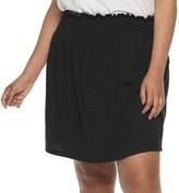 So Juniors' SO Smock Mini Skirt