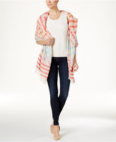 Echo Cotton Cha Cha Wrap & Scarf in One