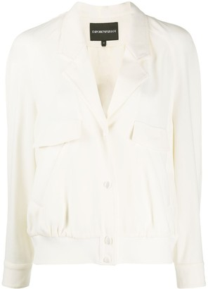 Emporio Armani Relaxed Fit Blazer
