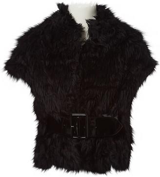 Limi Feu Black Synthetic Jackets