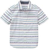 Gymboree Geo Stripe Shirt