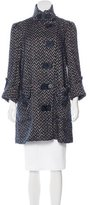 Diane von Furstenberg Trente Wool-Blend Coat