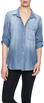 Glam Chambray Top