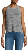 Highline Collective Marled Knitted Halter