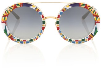 Dolce & Gabbana Customize Your Eyes sunglasses