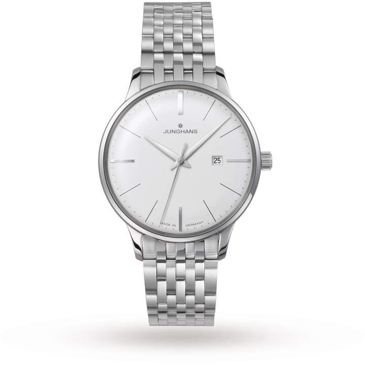 Junghans 047/4372.44 WoUnisex Meister Date Bracelet Strap Watch