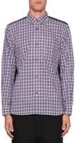 Junya Watanabe Patchwork Cotton Popelin Shirt