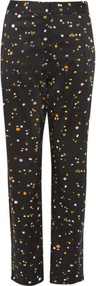 Great Plains Abstract Fleur Stretch Trouser