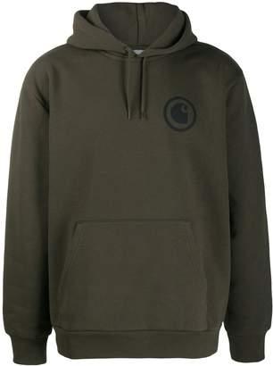 Carhartt WIP printed logo hoodie