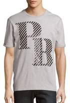 Pierre Balmain Short Sleeve Cotton T-Shirt
