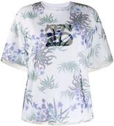 Kenzo Sea Lily layered T-shirt