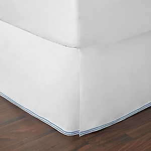 Hudson Park Italian Percale California King Bedskirt - 100% Exclusive