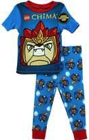 Lego Chima Boys Blue Pajamas S4PBA12LC