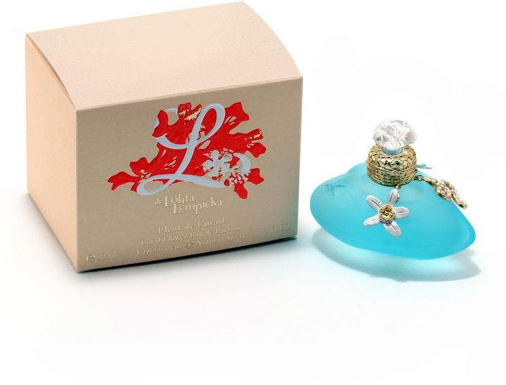 Lolita Lempicka fleur de corail eau de parfum spray - women's