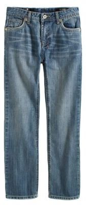 Buffalo David Bitton Boys 8-20 Delano Straight-Leg Jeans