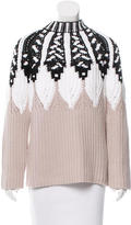 Peter Pilotto Patterned Wool Sweater w/ Tags