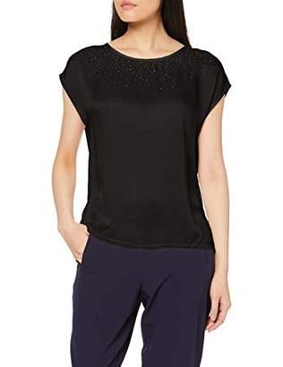 S'Oliver BLACK LABEL Women's 11.912.32.4447 T-Shirt,16 (Size: )