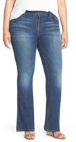 Lucky Brand Plus Size Women's Ginger Bootcut Jeans
