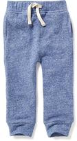 Old Navy Marled French-Terry Sweatpants for Toddler Boys