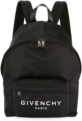 Givenchy Urban Men's Zip-Around Backpack
