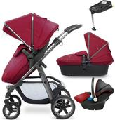 Silver Cross Pioneer Graphite Complete Travel System and Simplifix Base