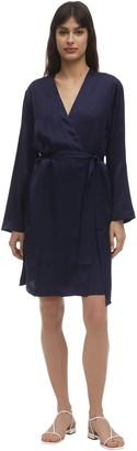 Luna Di Seta Silk Kimono