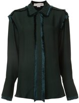 Stella McCartney tassel detail shirt - women - Silk/Viscose - 40