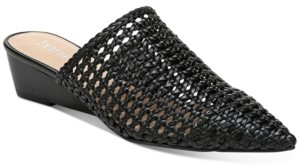 Bar III Kayci Woven Mules, Created for Macy's Women's Shoes