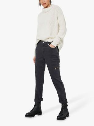Mint Velvet Houston Slim Cargo Jeans