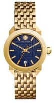 Tory Burch Whitney Quartz Stainless Steel Bracelet Watch