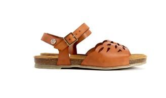 Jonny's Ladies' sandal cuero - eco friedly - 36 - Leather