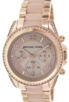Michael Kors Women's MK5943 Blair Stainless Steel Watch, 39mm