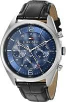 Tommy Hilfiger Men's 1791182 Sophisticated Sport Analog Display Quartz Watch
