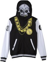 Volcom Boys' Ruckus Full Zip Hoodie Sweater (8yrs16yrs) - 8132531