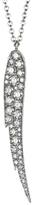 Finn Diamond Wing Pendant - White Gold