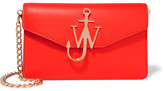 J.W.Anderson Leather Shoulder Bag - Red