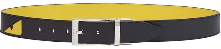 Fendi Bag Bugs reversible belt