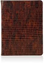 Barneys New York Glazed Leather Refillable Journal