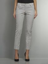 New York & Co. The 7th Avenue Slim Ankle Pant - Polka Dots