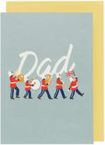 Cath Kidston Marching Band Dad Greetings Card