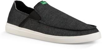 Sanuk Pick Pocket Slip-On Hemp Sneaker