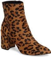 Topshop Heart Genuine Calf Hair Boot (Women)