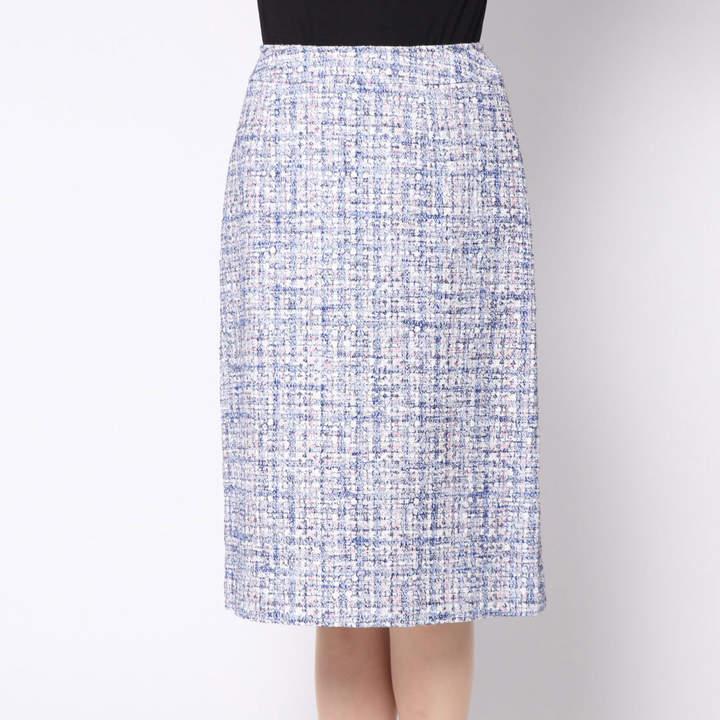 Joie (ジョア) - サンジョア Saint Joie ツイード素材スカート